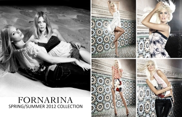 Fornarina Spring Summer 2012 Collection