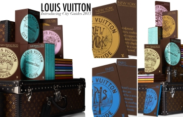 Louis Vuitton, Introducing City Guides 2013