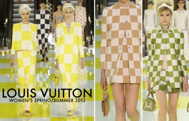 Louis Vuitton Women's Spring Summer 2013 Show 01