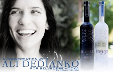 Allison Dedianko for Belvedere Vodka (by Denzil Jacobs)