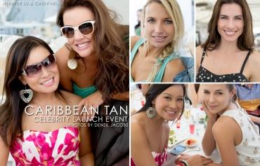Caribbean Tan, Jennifer Su, Roxy Louw, Lisa Cowley, Tanya Van Graan (by Denzil Jacobs)