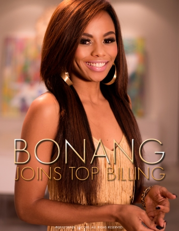 Bonang Matheba, Top Billing (by Denzil Jacobs)