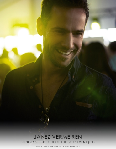 Janez Vermeiren, Sunglass Hut OTB CT (by Denzil Jacobs)