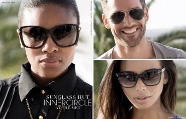Sunglass Hut, J&B Met 2013, Ayanda Tini, Janez Vermeiren, Natalie Becker (by Denzil Jacobs)