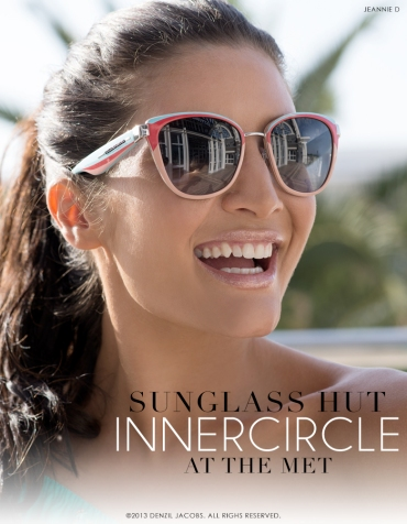 Sunglass Hut, J&B Met 2013, Jeannie D (by Denzil Jacobs)