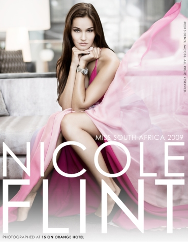 Nicole Flint (by Denzil Jacobs)
