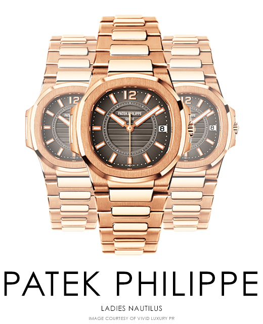 Women Patek Philippe Nautilus Watches