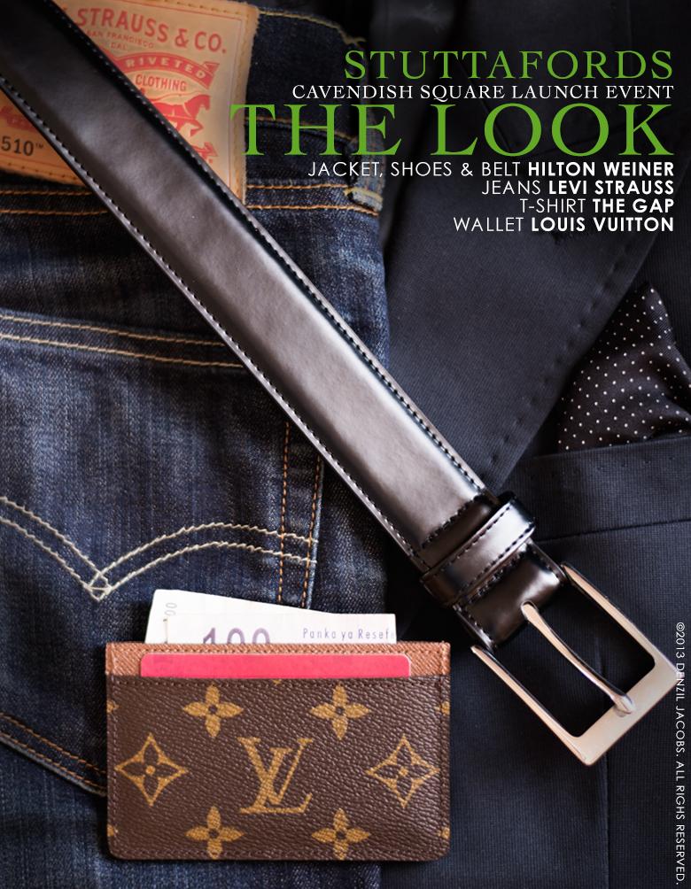 The Look, Stuttafords Cavendish Square Launch, Denzil Jacobs, Hilton Weiner, Louis Vuitton, Gap, Levis, Levi Strauss (by Denzil Jacobs)