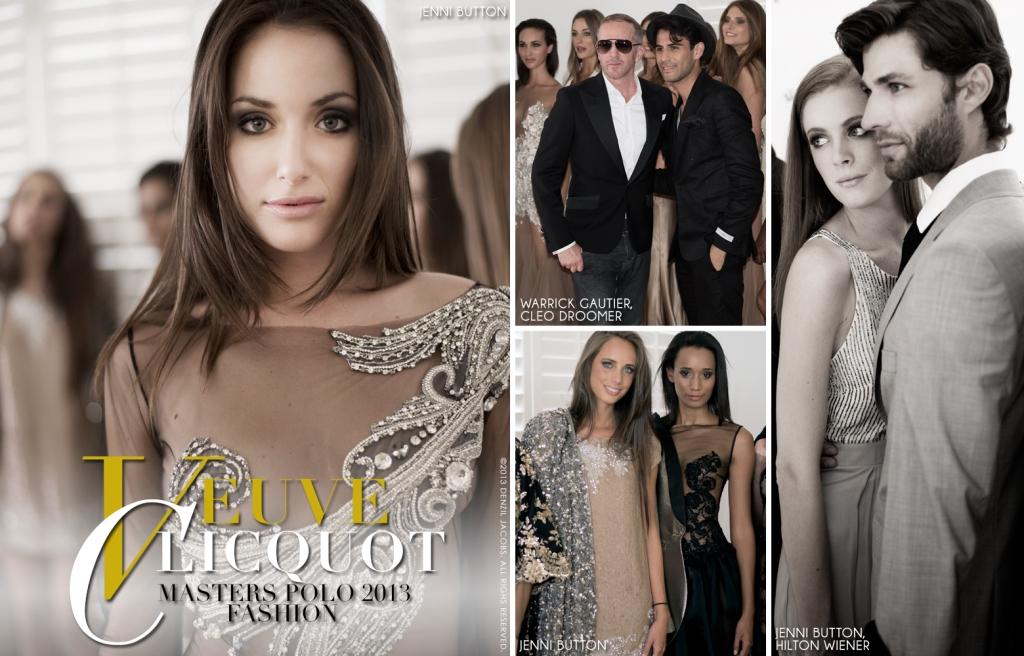 Veuve Clicquot Masters Polo 2013, Hilton Wiener, Jenni Button (by Denzil Jacobs)