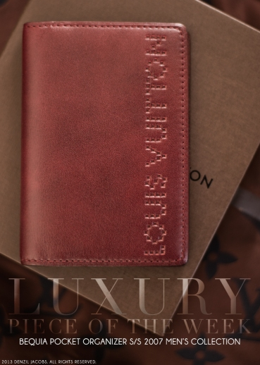 Luxury, April Week 1, Louis Vuitton (by Denzil Jacobs)