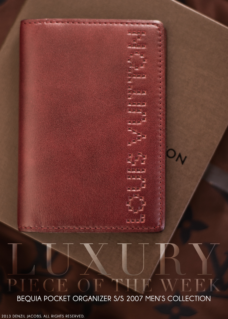 Luxury, April Week 1, Louis Vuitton (by Denzil Jacobs)