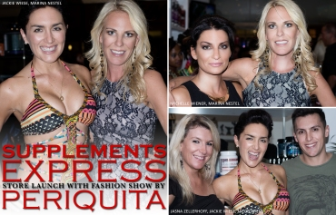 Suppliments Express Launch, Periquita, Marina Nestel, Michelle Wiener, Jackie Wiese, Jacob Wiese, Jasna Zellerhoff (by Denzil Jacobs)