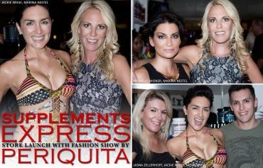 Suppliments Express Launch, Periquita, Marina Nestel, Michelle Wiener, Jackie Wiese, Jacob Wiese, Jasna Zellerhoff (by Denzil Jacobs)