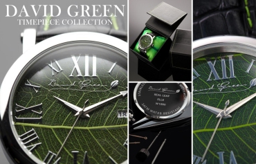David Green Timepieces, Watches (by Denzil Jacobs)