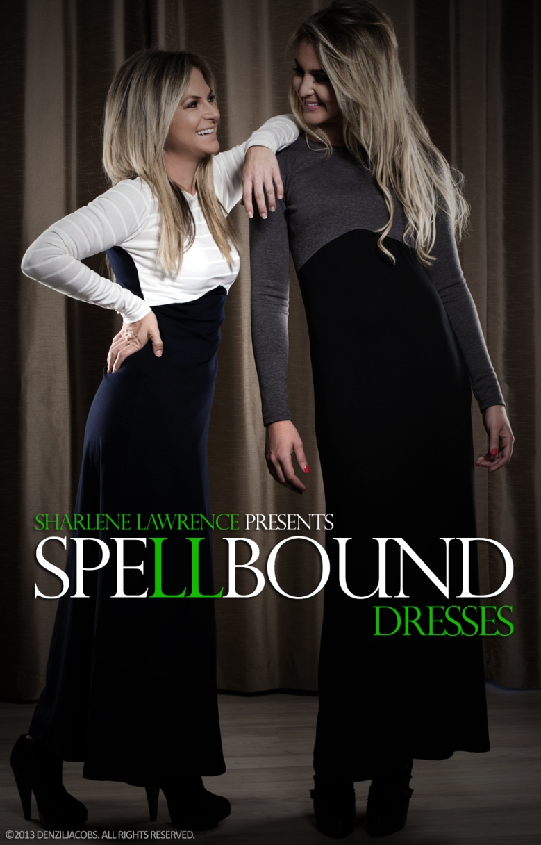 Spellbound Dresses, Sharlene Lawrence, Sue Duminy (by Denzil Jacobs)