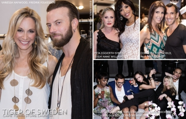 11.01 Tiger Of Sweden, Cape Town, Vanessa Haywood, Fredrik folkesson, Leigh-Anne Williams (by Denzil Jacobs) 02