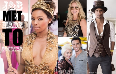 02.12 J&B Met, Bonang Matheba, Bailey Schneider, Graeme Richards, Lindsey Muckle (by Denzil Jacobs)