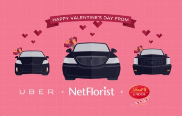 02.14 Uber, NetFlorist, Lindt, Lindor, Cape Town (by Denzil Jacobs)