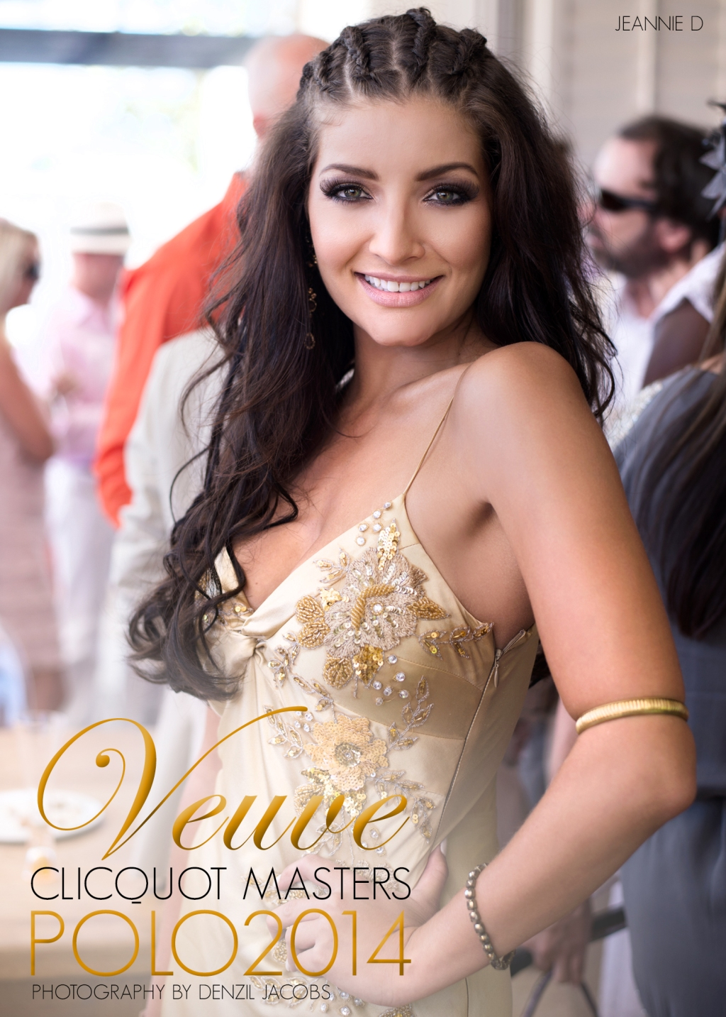 02.26 Veuve Clicquot Masters Polo 2014, Jeannie D (by Denzil Jacobs)