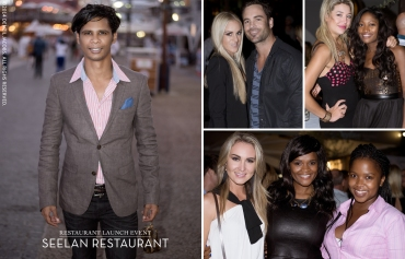 04.15 Seelan, Restaurant, Launch, Denzil Jacobs, Levi Strauss, Hilton Weiner, Levi's, Louis Vuitton, Simone Buhrer, Marc Buhrer, Misty Louw, Guguletu Samkange, Sue Duminy, Thandie Kupe, Busisiwe Nteyi, Cape Town, V&A Waterfront (by Denzil Jacobs)