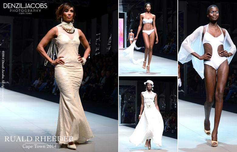 08.03 Fashion Week 2014, Cape Town, AFI, Mercedes-Benz, Ruald Rheeder, Leigh-Anne Williams (by Denzil Jacobs)