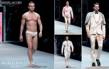 08.03 Fashion Week 2014, Cape Town, AFI, Mercedes-Benz, Ruald Rheeder, Tyrone Nell, Ryan Botha, Brent Thompson, K2Twins (by Denzil Jacobs)