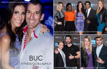 08.30 BUC Fitness Club Launch, Cape Town, Concetta Rothschild, Paul Rothschild, Sharlene Lawrence, Nambitha Ben-Mazwi, Tracy McGregor, Kuyan Kotzen, Brent Thompson, Jasna Zellerhoff, Ryan Warrick (by Denzil Jacobs)