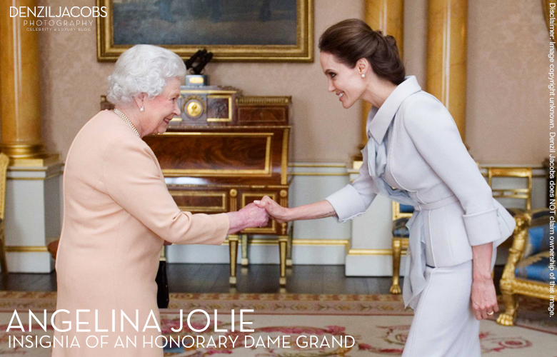 10.11-angelina-jolie-queen-of-england-insignia-of-an-honorary-dame-grand-(denzil-jacobs)