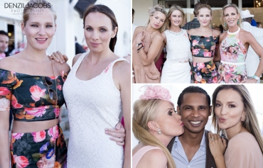 Citron Pink Polo with Melinda Bam, Ryk Neethling, Roxy Louw, Natalie Becker, Tanya Nefdt (by Denzil Jacobs)