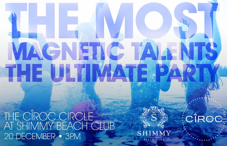 12.18 Ciroc, Shimmy Beach Club (by Denzil Jacobs)