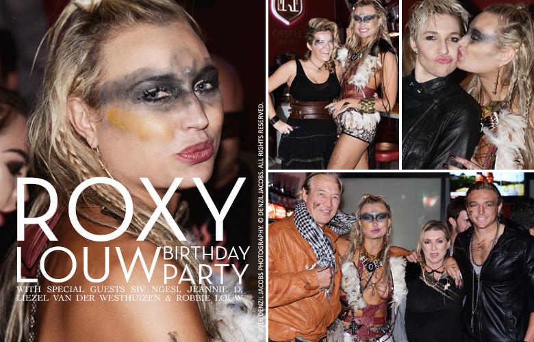 Roxy Louw's 29th Birthday Party